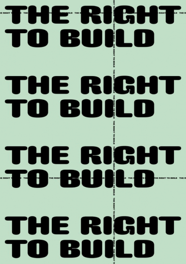 Exhibition The Right to Build