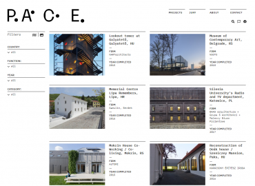 Public Architecture in East-Central Europe