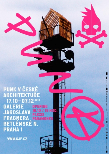 Punk in Czech architecture